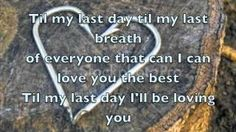 Til My Last Day - Justin Moore