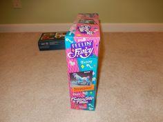 Fashion Star Fillies Feelin' Fancy Collection Jasmine new in box, box right side, by Kenner, seller shannonmtr8uuu.  #mlpmib.com #fashionstarfillies #fsfjasmine #feelinfancyfashionstarfillies