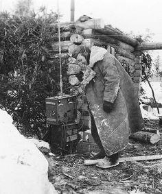GERMAN WW2 RADIO COLLECTION, LA6NCA, 5W.S.b