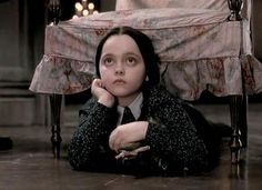 Christina Ricci in 'The Addams Family' (1991)