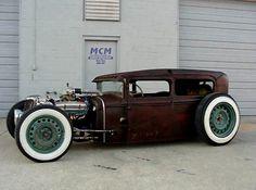 Rat+Rod+Sedan