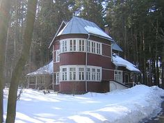 Peredelkino - Wikipedia The Master And Margarita, The Transfiguration, Wooden Cottage, Peter The Great, Largest Countries, Places Around The World, Architecture Details, Norway, Gazebo