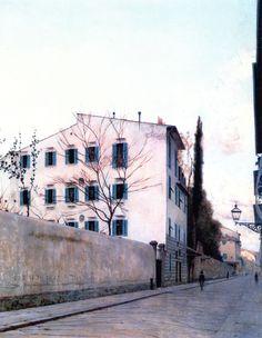 Telemaco Signorini - Via delle Toricalle