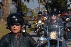 Women's Ride at Daytona Bike Week