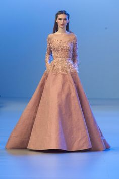 Elie Saab haute couture wiosna-lato 2014, fot. Imaxtree