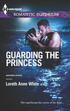 Loreth Anne White for Guarding the Princess -- Category Romantic Mystery/Suspense