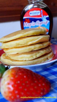 Pancakes, Healthy Recipes, Healthy Food, Food And Drink, Cookies, Breakfast, Recipe, Healthy Foods, Crack Crackers