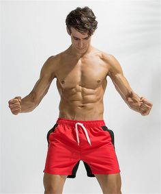 1561ab3d8 US  37.99 Mens Swimming Shorts Quick Dry Pants Beach Swim Boxer Running  Workout Gym Suits-  Mens  Swimming  Shorts  QuickDry  Pants  Beach  Swim   Boxer ...