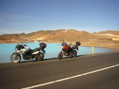 Share your favorite motorcycle routes with other bikers at www.motortourer.com #Iceland #Motortourer #MotorcycleTrip #Motorcycle