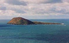 The Isle of Bardsey, ancient legends tell that Merlin the Magician is buried here and some identify the island as Avalon where King Arthur died.