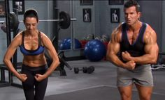 Cannot wait for Autumn Calabrese's and Sagi Kalev's new workout Hammer & Chisel!! Get all the details to get it FIRST on SoreyFitness <3