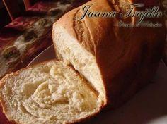 Pan campesino con panificadora. Receta Bread Machine Recipes, Bread Recipes, Vegan Recipes, Vegan Food, Mexican Bread, Pan Relleno, Our Daily Bread, Pan Bread, Flan