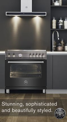 Chic Appliances Designed For The Italian Inspired Home Style. Discover The  Bertazzoni Master Series