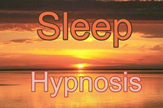 If you have trouble getting to sleep at night then why not listen to my Free Sleep Hypnosis to Help End Insomnia MP3 on Youtube?