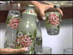 Mulher.com 16/01/2013 Mamiko Yamashita Barletta - Reciclagem de vidro 2/2