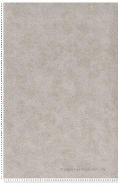Kraft paillette gris  - Papier peint Mémory d'AS Création