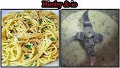 Le ricette di Valentina & Bimby: SPAGHETTI AL LIMONE