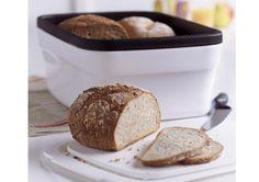 Brotbox in weiß #liekenurkorn