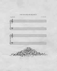 John Tibbott. The sound of silence