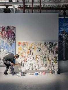 Studio Visits - Jose Parla