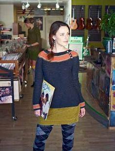 Pluto Pullover - Crochet Me