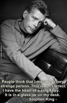 Stephen King - Favorite Author
