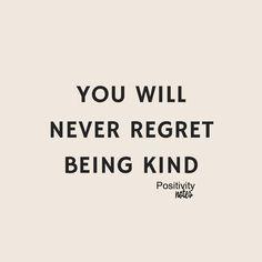 A thought on kindness #kindness #positivitynotes #positivity