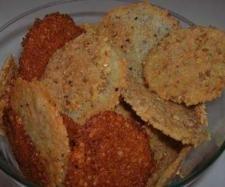Recette Biscuit apéritif au parmesan - recette de la catégorie Basiques