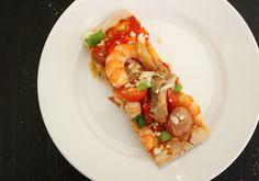 paella flatbread 4