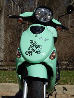 Buddy scooter
