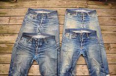#Denims #jeans #selvedge #blue #fashion