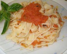 Fresh Plum Tomato Sauce