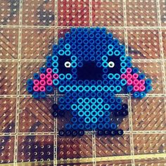Stitch perler beads by lukester_