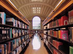 North Reading Room, University of California Berkeley - Berkeley, California