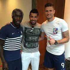 Sagna, Santos & Giroud