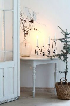 Beautiful Advent Decoration