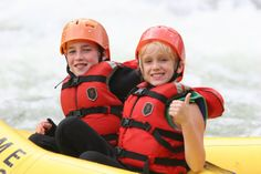 Rafting - An activity for all ages!