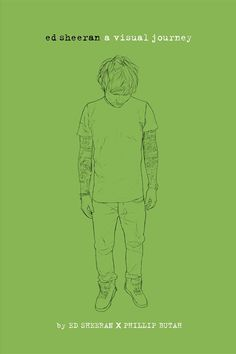 Read Ed Sheeran's New Book, A Visual Journey