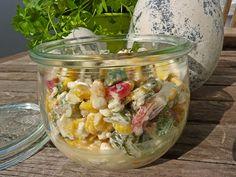 Hüttenkäse - Salat, ein sehr schönes Rezept aus der Kategorie Eier & Käse. Bewertungen: 301. Durchschnitt: Ø 4,3.