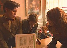 Matt Smith, Arthur Darvill, and Karen Gillan on the set of Doctor Who (gif) Doctor Who, First Doctor, Eleventh Doctor, Sherlock, Arthur Darvill, Duck Face, Karen Gillan, Don't Blink, Torchwood