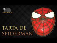 Como hacer una tarta de Spiderman con fondant - YouTube Fondant, Cake Decorating, Youtube, Superhero, Birthday, Cakes, Food, Cake Spiderman, Pies