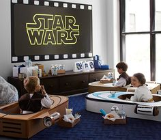 Star Wars Party- perfect for all little jedi's!