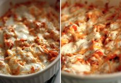 Buffalo Chicken Dip: got to try this