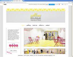 ice cream shop web design by me