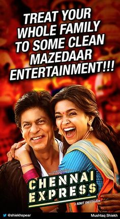 Shahrukh Khan and Deepika Padukone - Twitter / shiekhspear: Spreading smiles & laughter ...