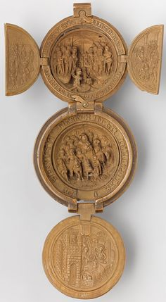 16th Century Miniature Boxwood Carvings That Fit in the Palm of Your Hand   Colossal