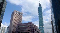 Taipei101, das höchste Gebäude in Taiwan & der schnellste Aufzug der Welt
