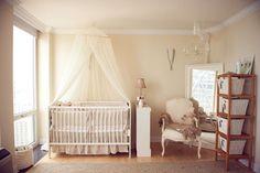 Une jolie chambre beige