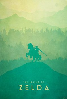 Video Game Poster Collection - Submitted by Edward Moran II Edward Moran is a designer who began selling his artwork as an avenue to help fund his dream to pursue a career in film making. You can help...