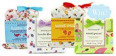 Sweetest Little Soaps Around: Nostalgia Organics ( Giveaway)
